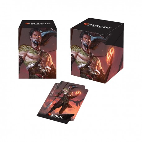 Deck Box Pro 100+ Sarkhan, le sang du feu - Magic Edition de Base 2019 - Ultra Pro
