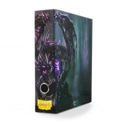 Slipcase Binder Dragon Shield - Groan Dragon Art Black