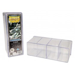 Dragon Shield - 4 Compartment Storage Box