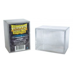 Dragon Shield Gaming Box Transparente