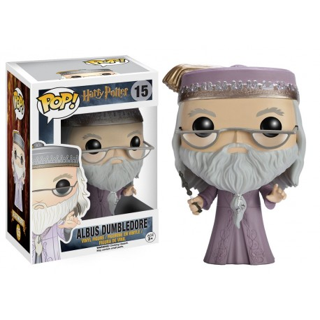 Albus Dumbledore with Wand Funko Pop Harry Potter Movies 15