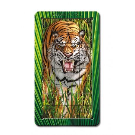 Magna Puzzle Tigre