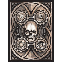 Legion Protège-cartes Mat : Dead Man's Hand (x50)