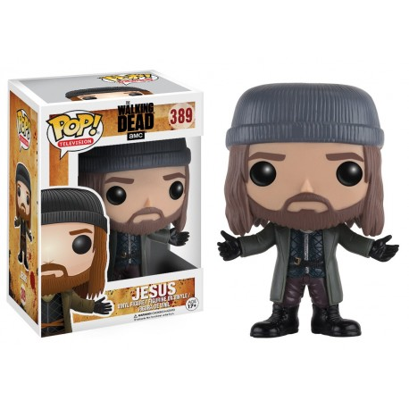 JesusFunko Pop Television The Walking Dead Jesus 389