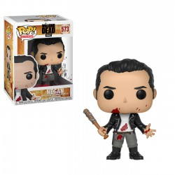 Negan (rasé de près) Funko Pop Television The Walking Dead Negan (Clean Shaven) 573