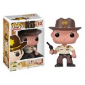 Rick Grimes Funko Pop Television The Walking Dead Rick Grimes Sheriff 13
