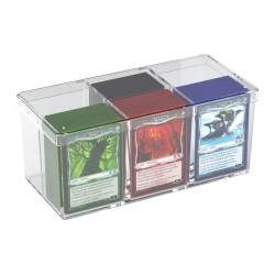 Stack'n'Safe Card Box 480 Boîte de Rangement empilable Ultimate Guard