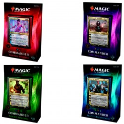 2018 Commander Decks - Set of 4 Decks