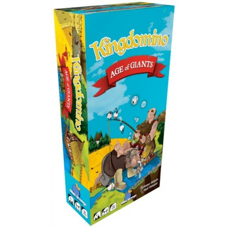Kingdomino : Age of Giants - Extension (Multi)