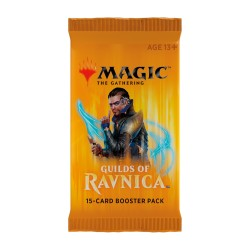 Booster Pack : Guilds of Ravnica