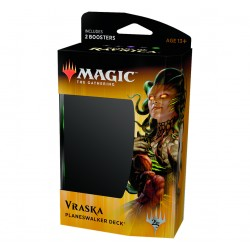 Planeswalker Deck : Guilds of Ravnica : Vraska, Regal Gorgon (Black/Green)