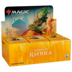 Boîte de 36 Boosters : Les guildes de Ravnica