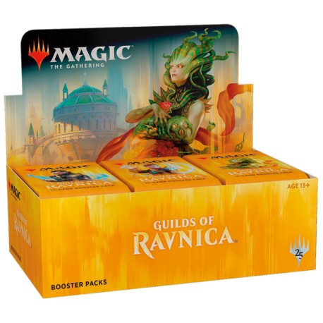 Booster Box (36 packs) : Guilds of Ravnica