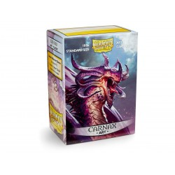 Protège-cartes Dragon Shield : Carnax Art Sleeves (x100)