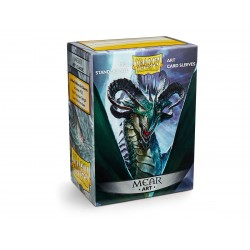 Protège-cartes Dragon Shield : Mear Art Sleeves (x100)