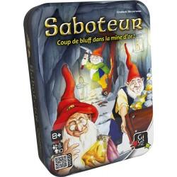 Saboteur - Boite métal (FR)