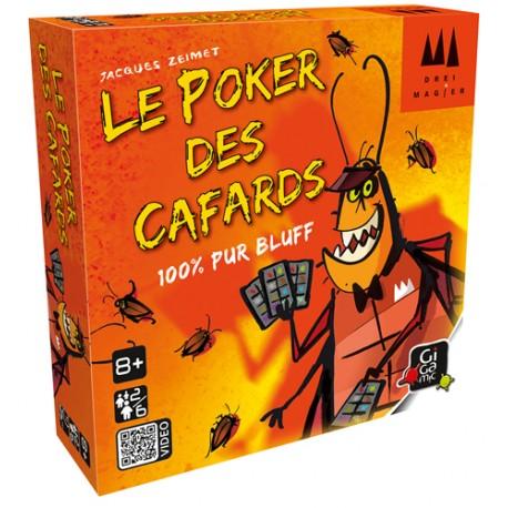 Poker des Cafards (f)