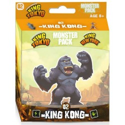 King of Tokyo - Monster Pack - King Kong (FR)