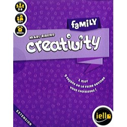 Creativity : Family - Extension (FR)