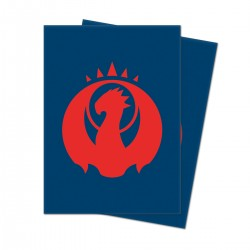 Ultra Pro Sleeves Izzet League - Guilds of Ravnica (x100)