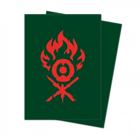 Fourres de Protection Gruul Clans - Guilds of Ravnica Ultra Pro (x100)