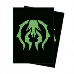 Guilds of Ravnica Sleeves : Golgari Swarm - Ultra Pro (x100)