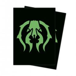 Ultra Pro Sleeves Golgari Swarm - Guilds of Ravnica (x100)