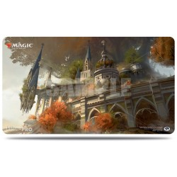 Guilds of Ravnica Playmat - Temple Garden (Selesnya)