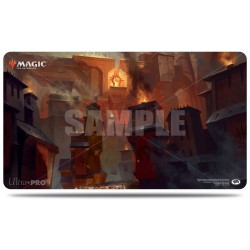 Guilds of Ravnica Playmat - Sacred Foundry (Boros)