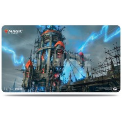 Guilds of Ravnica Playmat - Steam Vents (Izzet)