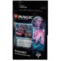 Planeswalker Deck : Core Set 2019 : Blue Tezzeret