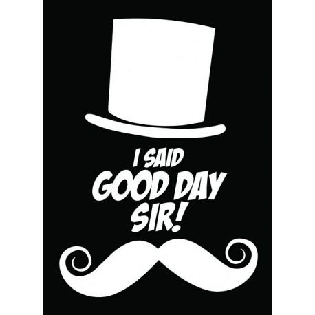 Legion Sleeves : Good Day ! (X50)