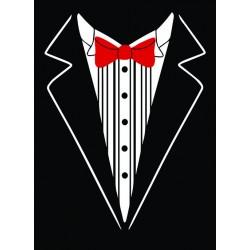 Legion Protège-cartes Mat : Tuxedo (x50)