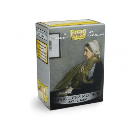 Protège-cartes Dragon Shield : Whistler's Mother Art Sleeves (x100)