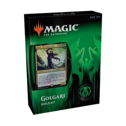 Guilds of Ravnica : Guilds Kit - Golgari (Black/Green)