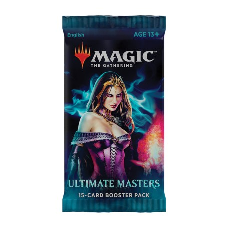 Booster Ultimate Masters (EN)