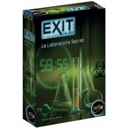 Exit : Le Jeu - Le Laboratoire Secret (FR)