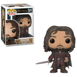 Aragorn Funko Pop The Lord of the Rings 531