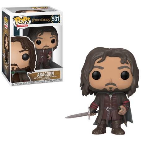Aragorn Funko Pop Le Seigneur des Anneaux 531
