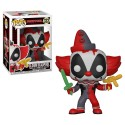 Clown Deadpool Funko Pop Marvel Deadpool Parody 322