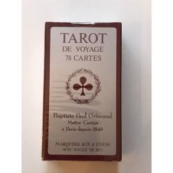 Tarot de voyage Grimaud 78 Cartes