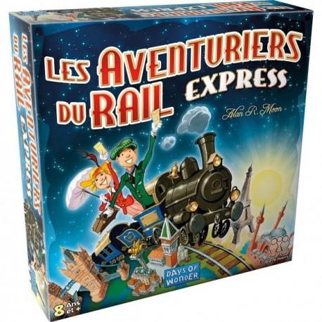 Les Aventuriers du Rail Express (FR)