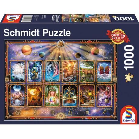 Puzzle Signes du Zodiaque