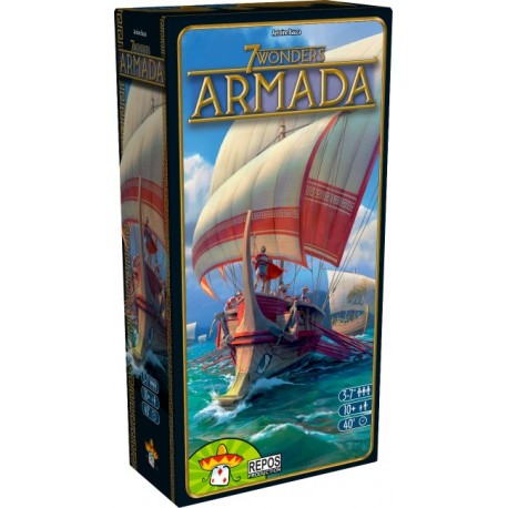 7 Wonders : Armada - Extension (FR)