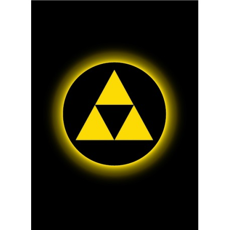 Protège-cartes Legion : Absolute Iconic Triforce (x50)