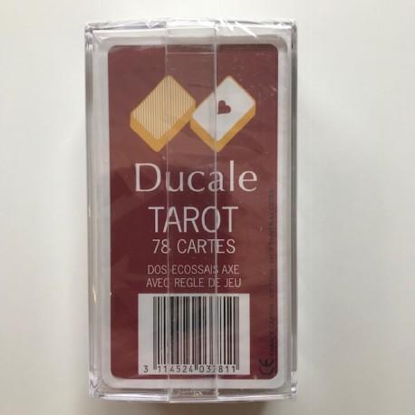 Tarot Ducale 78 Cartes Boîte Plastique