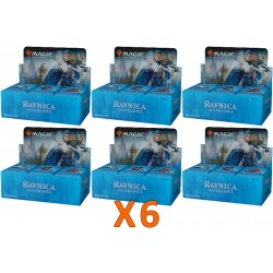 Case of 6 Booster Boxes : Ravnica Allegiance