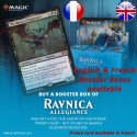 Booster Box of 36 packs : Ravnica Allegiance + Buy-a-Box card