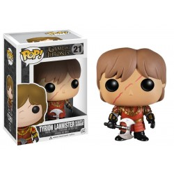 Tyrion Lannister in Battle Armor Funko Pop Game of Thrones 21