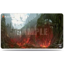 Ravnica Allegiance Playmat - Stomping Ground (Gruul)